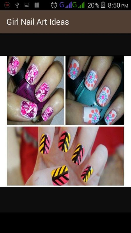 Girl Nail Art Ideas Apk Download Free Beauty App For Android
