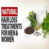 बाल झड़ना रोकने घरेलू नुस्खे Hair Loss icon