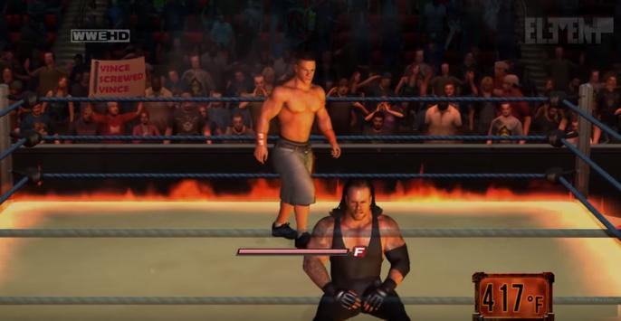 Night of WWE Champions apk screenshot