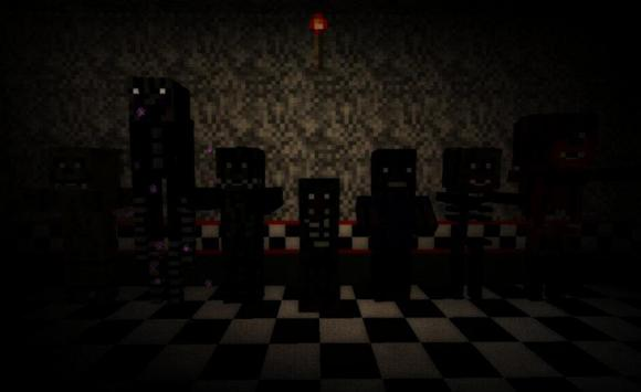 Nights at Mine Ideas apk screenshot