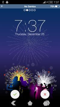 New Year Party Yo Locker screenshot 1
