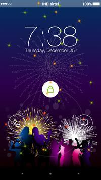 New Year Party Yo Locker screenshot 2