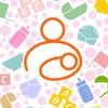 宝宝生活记录(喂奶、换尿布、睡眠,婴儿成长笔记) 图标