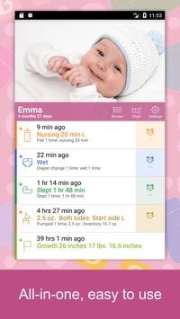 Baby Tracker poster