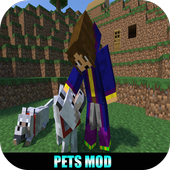 Pets MODS For Minecraft PE icon