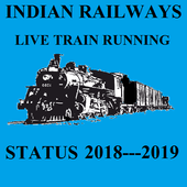 Indian railways live status 2018-2019 [ENG ,हिंदी] icon