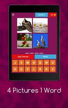 4 Pics 1 Word - Puzzle Game screenshot 14