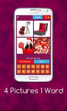 4 Pics 1 Word - Puzzle Game screenshot 3