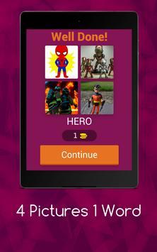 4 Pics 1 Word - Puzzle Game screenshot 7