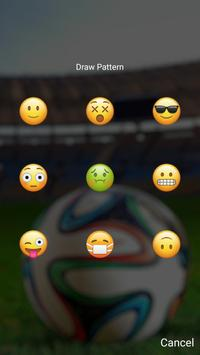 Football Lock Screen Wallpaper screenshot 4
