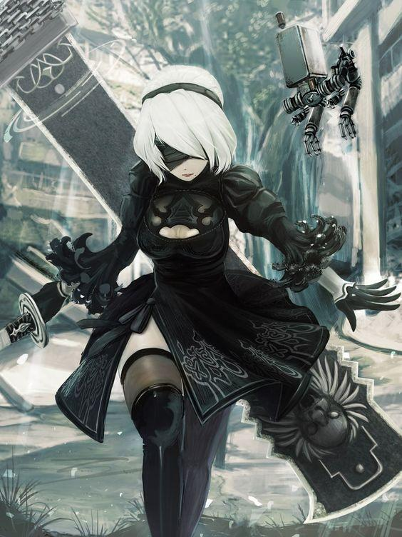 Nier Automata Wallpaper For Android Apk Download