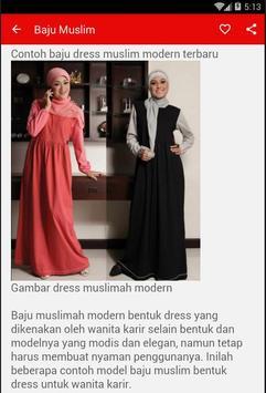 Baju Muslim Wanita screenshot 2