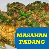 Resep Masakan Padang icon