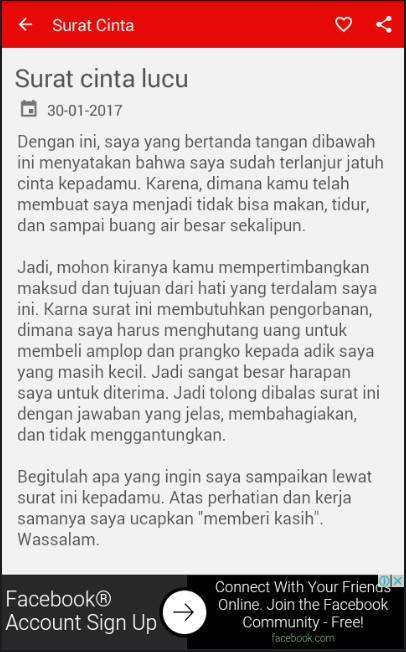 Surat Cinta For Android Apk Download