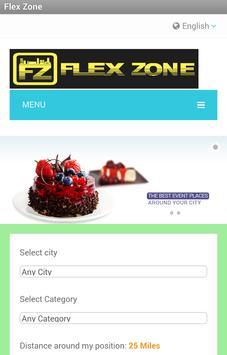 Flex Zone apk screenshot