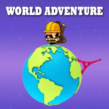 World Adventure poster