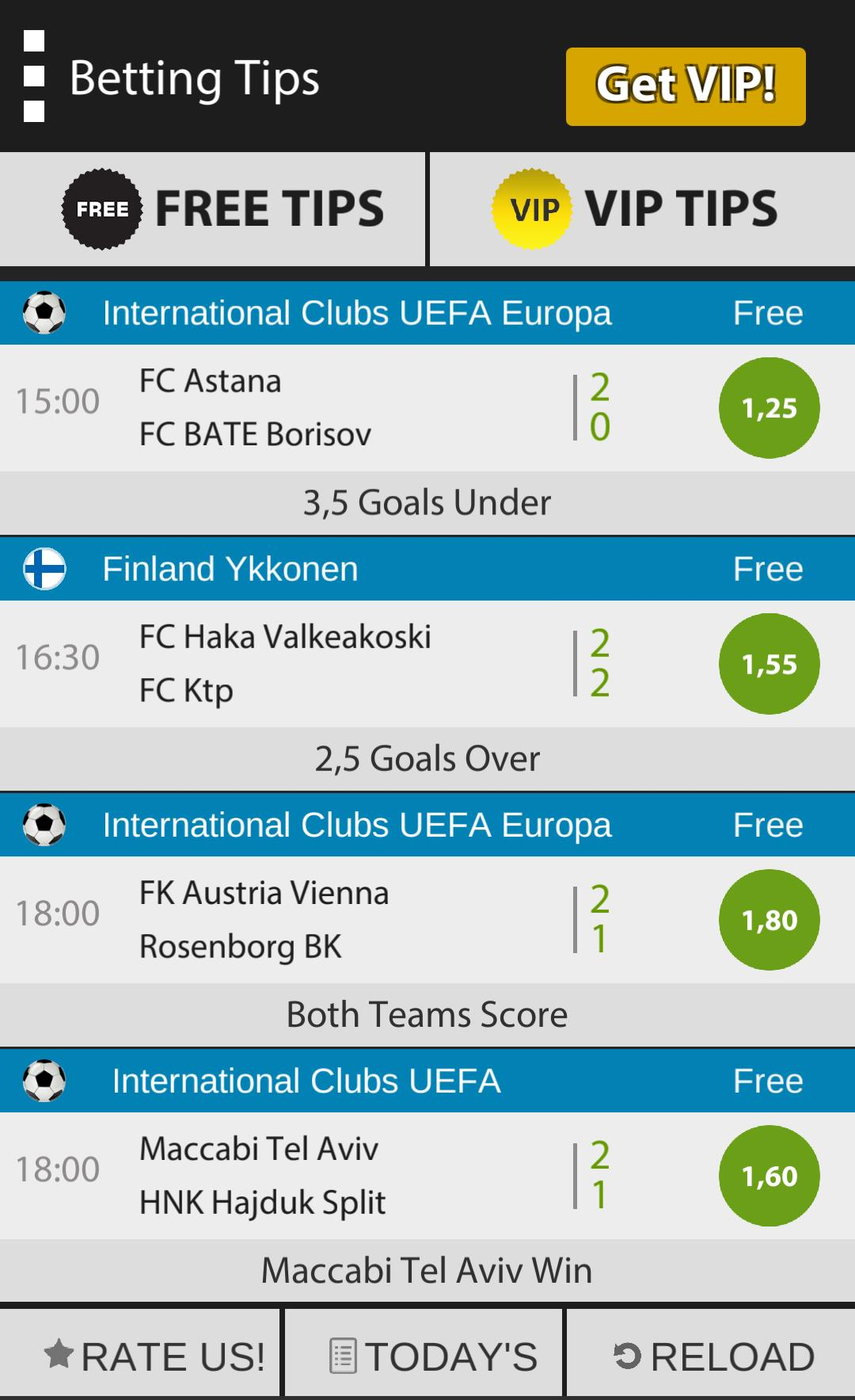 Everyday 1 betting tip apk cryptocurrency consulting services