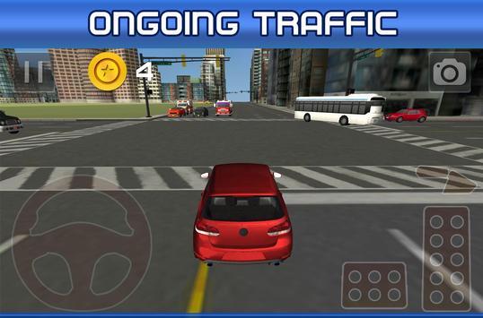 City Car Driving screenshot 10