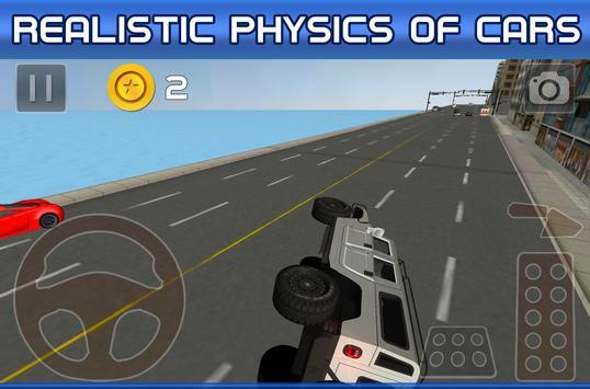 City Car Driving screenshot 9