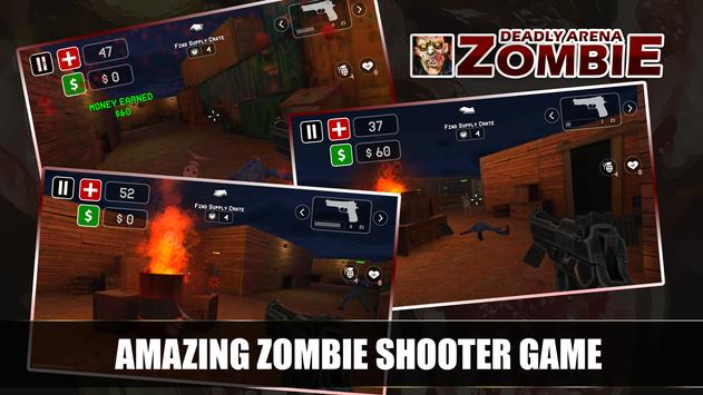 Zombie Shooting Killing Game apk screenshot