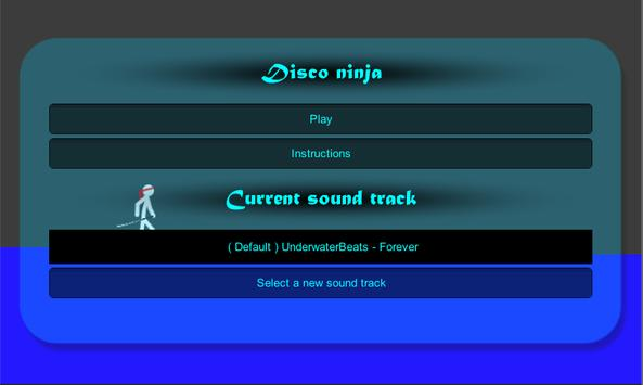 Disco Ninja screenshot 7