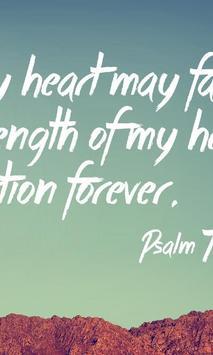 Bible Quote Wallpaper screenshot 2