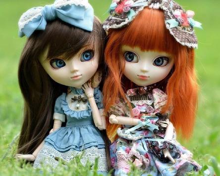 Doll New Wallpaper apk screenshot