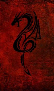 Dragon Pictures Angry Fire HD Wallpaper poster