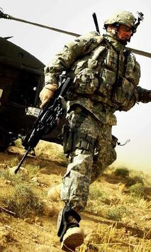 Military Soldier Army Forces HD Wallpaper poster