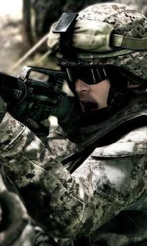 Military Soldier Army Forces HD Wallpaper apk screenshot