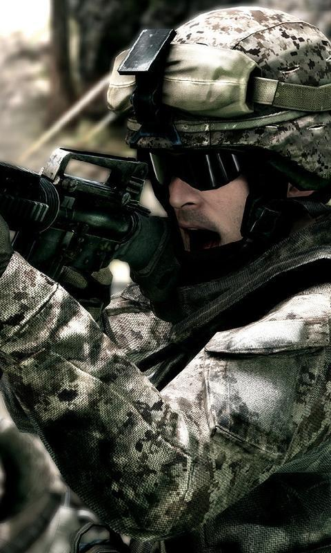 ... Military Soldier Army Forces HD Wallpaper screenshot 2 ...