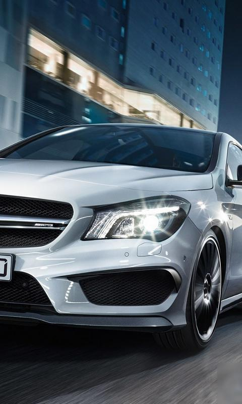 Nuevos Wallpapers Mercedes Cla Klasse 2017 For Android Apk