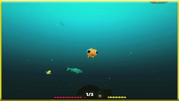 Feed Fish and Grow screenshot 1