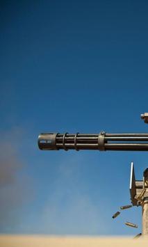 Wallpapers M134 Minigun poster