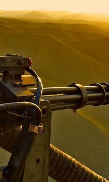 Wallpapers M134 Minigun screenshot 1