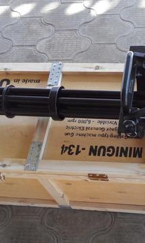 Wallpapers M134 Minigun screenshot 2