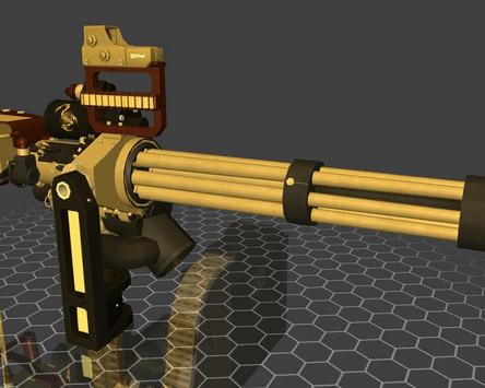 Wallpapers M134 Minigun screenshot 3