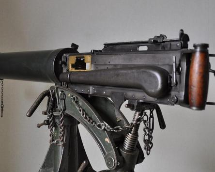 Wallpapers Maxims machine gun screenshot 3