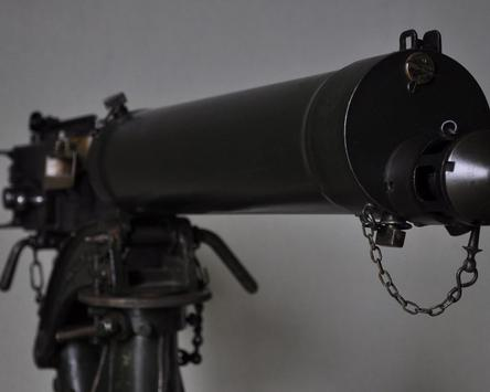Wallpapers Maxims machine gun screenshot 4