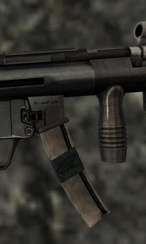 Wallpapers Heckler And Koch HK MP5 screenshot 1