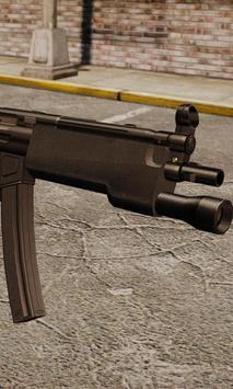 Wallpapers Heckler And Koch HK MP5 screenshot 2
