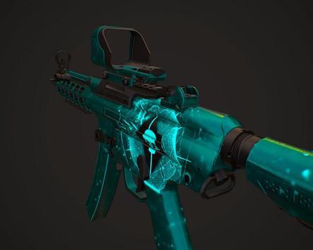 Wallpapers Heckler And Koch HK MP5 screenshot 4
