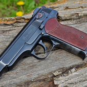 Wallpapers Stechkin automatic pistol APS icon