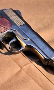 Wallpapers Stechkin automatic pistol APS screenshot 1