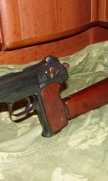 Wallpapers Stechkin automatic pistol APS screenshot 2