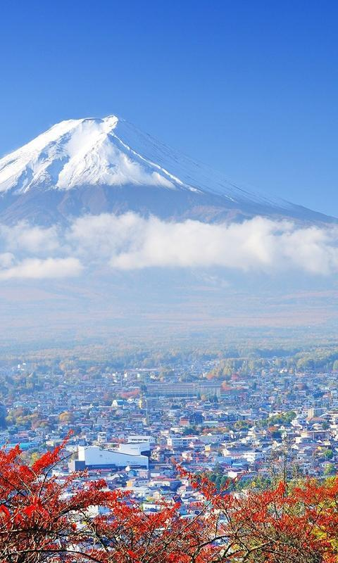 Mount Fuji New Wallpapers For Android Apk Download