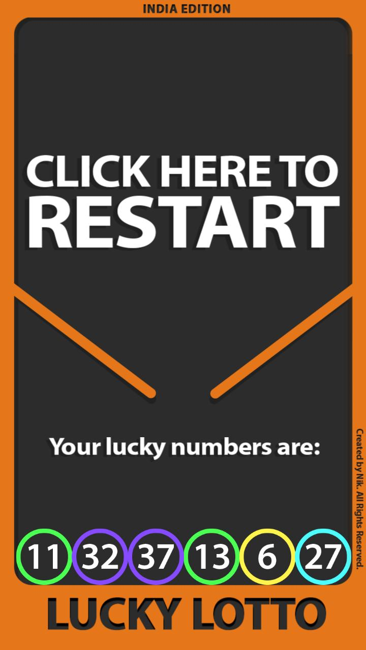 Lucky Lotto India for Android - APK Download