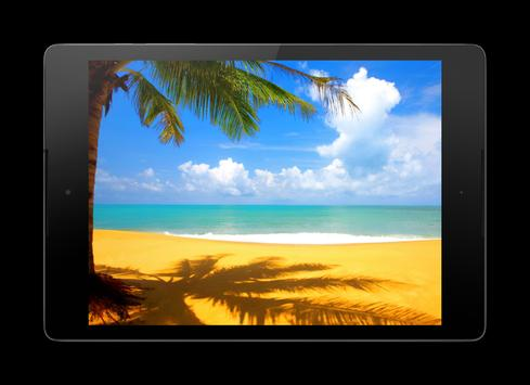 Beach Live Wallpaper apk screenshot
