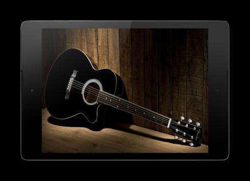 Guitar Live Wallpaper screenshot 10