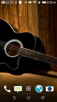 Guitar Live Wallpaper screenshot 5